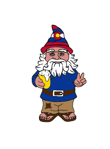 The Grateful Gnome Logo
